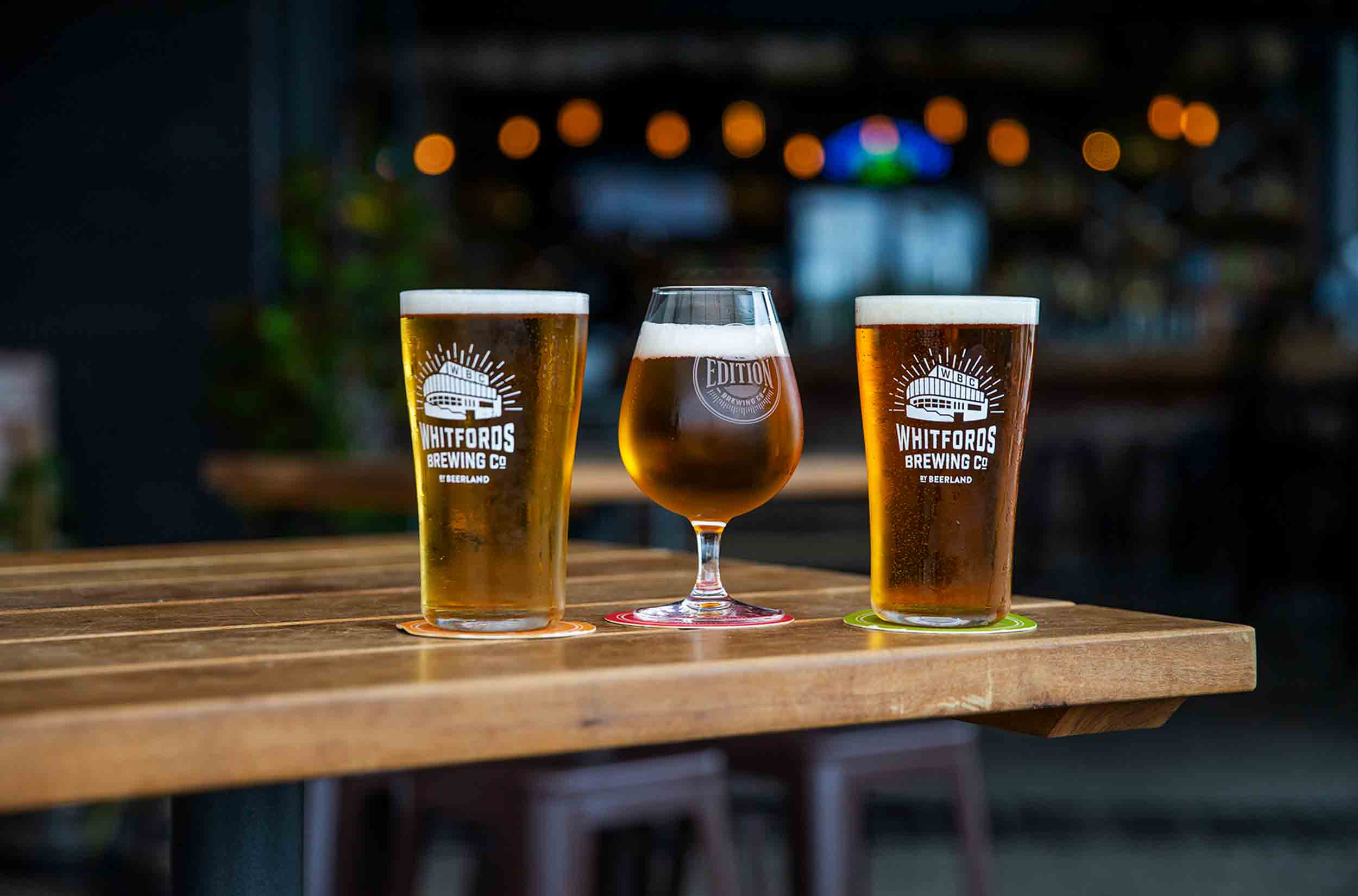 Whitfords Brewing Company Beers