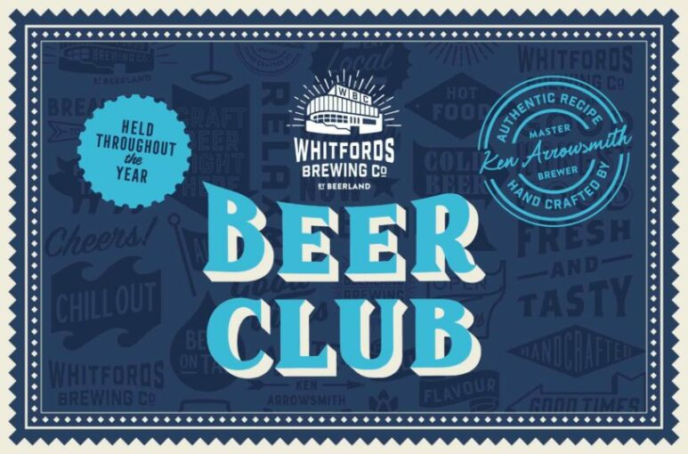 Whitfords Brewing Company Beer Club