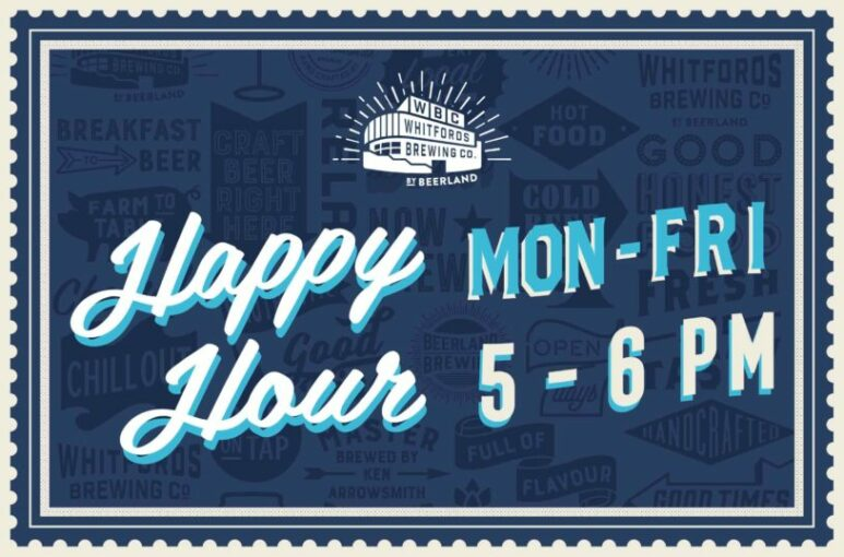 Whitfords Brewing Company Happy Hour